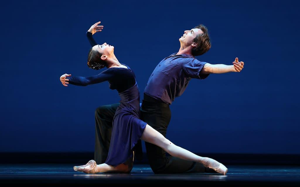 Het Nationale Ballet - Spring Special - Duet (Wayne eagling)