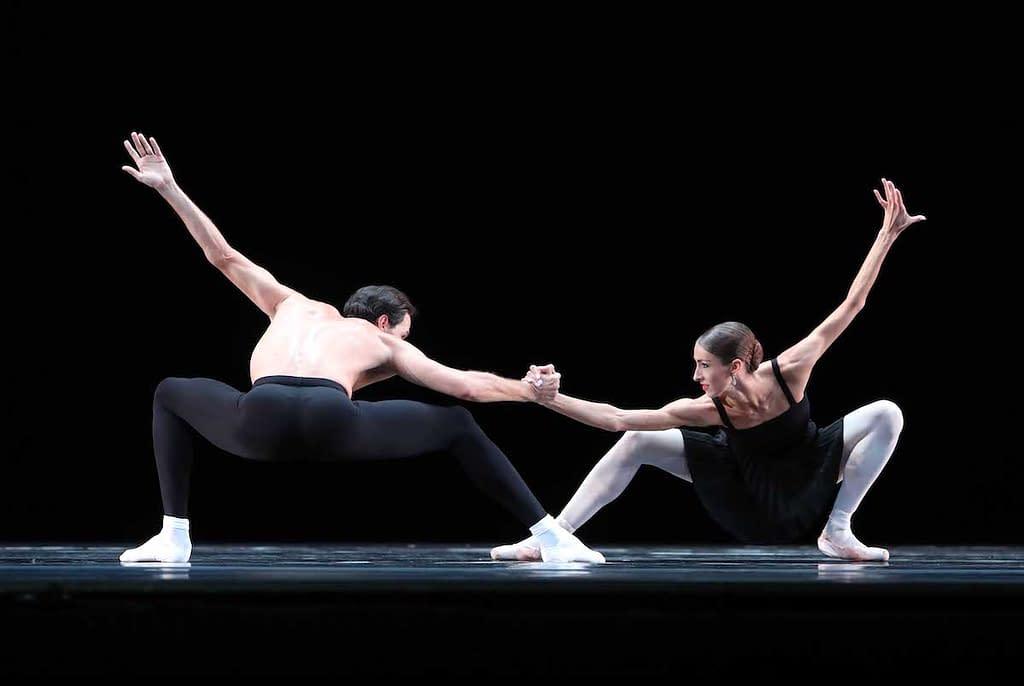 Het Nationale Ballet ODE AAN DE MEESTER Hans van Manen.Première 15 september 2017, Amsterdam.